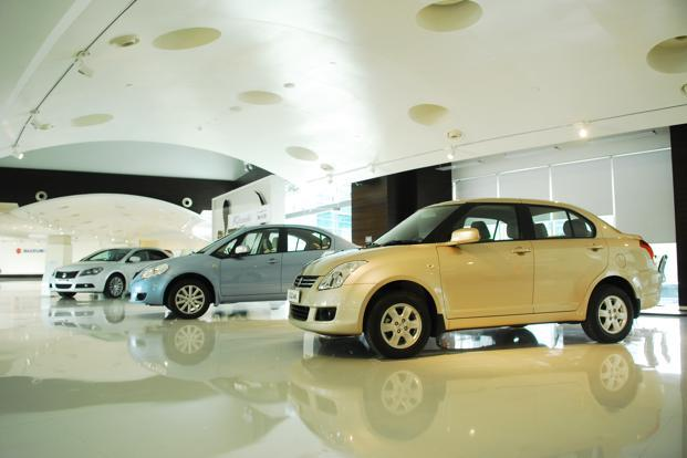 Maruti drives July's auto sales surge