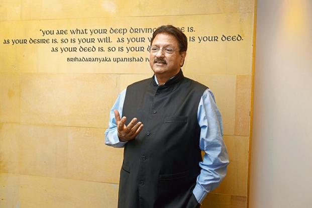 Piramal Enterprises chairman Ajay Piramal. Photo: Abhijit Bhatlekar/Mint