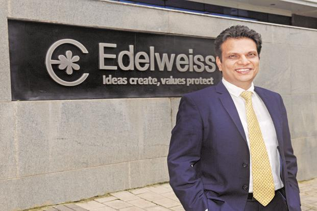A file photo of Nitin Jain, global asset wealth management of Edelweiss Group. Photo: Mint