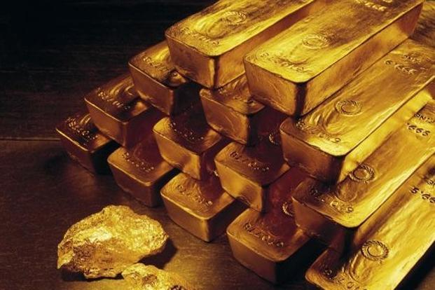 Globally, Gold edged down from a seven-week high as investors took profits following a recent rally. Photo: AP