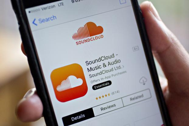 SoundCloud laid off 40% of its staff earlier this month, and closed offices in San Francisco and London. Photo: Bloomberg