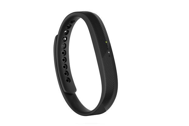 The Flex 2 is a fitness band with waterproof exterior.