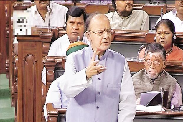Govt to ensure 8% interest on FD by senior citizens, pensioners: Jaitley