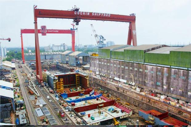 Public sector unit Cochin Shipyard aims to raise up to Rs1,468 crore through the initial public offering (IPO).