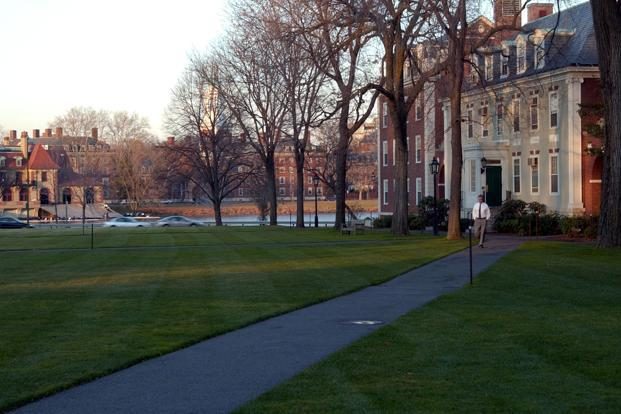 The US Justice Department to probe Harvard University's admission process. Photo: Bloomberg