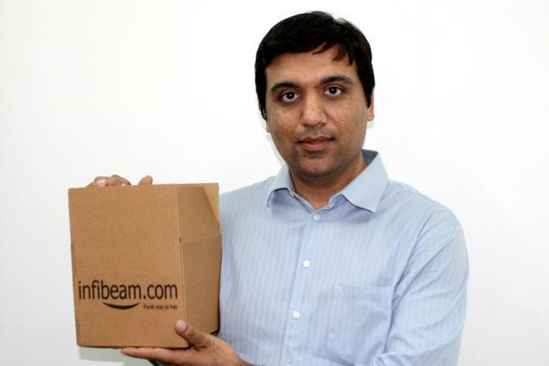 Vishal Mehta, founder and CEO of Infibeam.