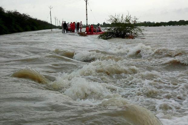 Gujarat Floods: Banaskantha, Patan Get Rs 1,500 Crore Relief Package