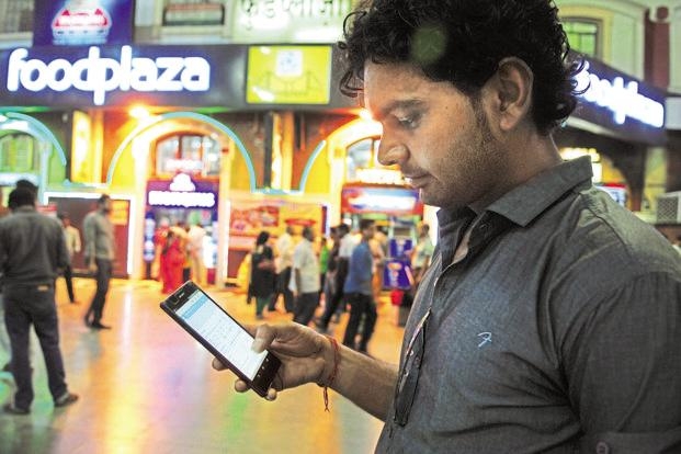 India's mobile data usage per subscriber has risen over 20-fold in the last five years on the back of the launch of 3G- 4G services. Photo: Indranil Bhoumik/Mint