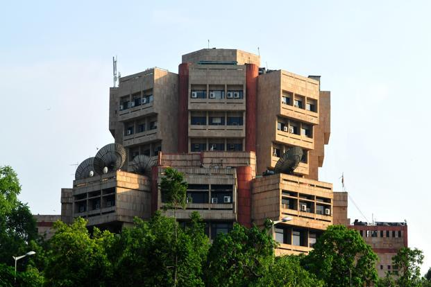 Office of the public broadcaster Prasar Bharati. Photo: Ramesh Pathania/Mint