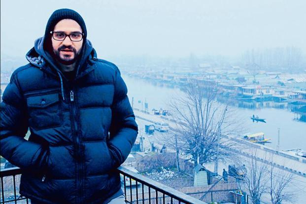 Rapper and hip hop artist MC Kash is the pioneering voice of protest music in Kashmir. Photo:101India.com