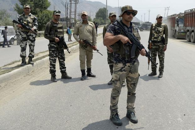 Anantnag encounter: Militant believed to be killed in encounter, says police