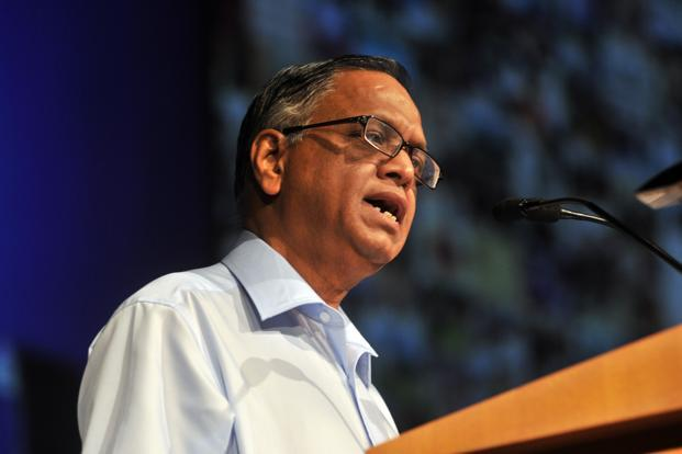 Over the past few months, Infosys has drawn flak from some of the co-founders, including N.R. Narayana Murthy, on a number of occasions alleging corporate governance lapses at the firm. Photo: Aniruddha Chowdhury/Mint