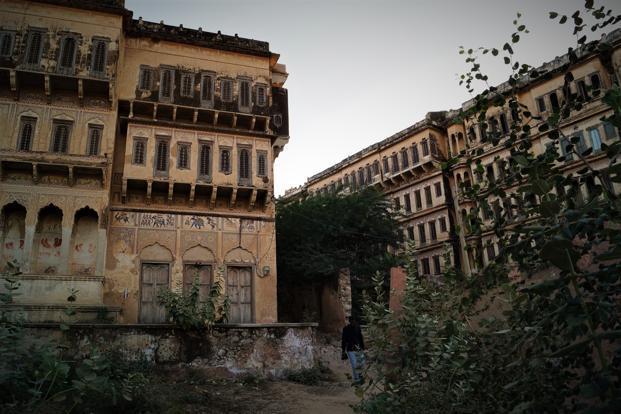 the ghost town of churu livemint