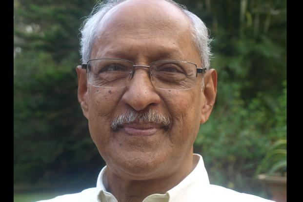 A file photo of Damodar Mauzo, who was a part of the movement for a separate Konkani identity and language. Photo: Wikimedia Commons