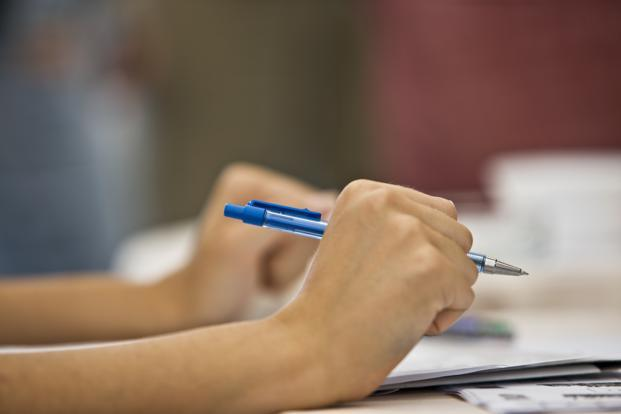 Don't make the mistake of meticulously proofreading each line as you write it. Photo: iStock