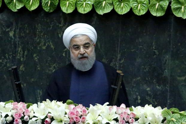 Iran is on the same side as the US in opposing the Islamic State and is a democracy. Photo: AFP