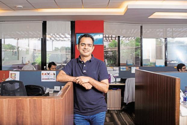Cactus Communications CEO Anurag Goel. Photo: Aniruddha Chowhdury/Mint