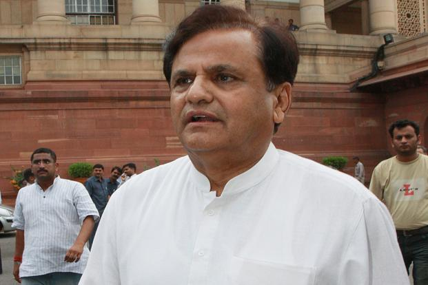 For Ahmed Patel, who has been a Rajya Sabha member from Bharuch since 1993, a loss could hurt his personal reputation and even hamper the Congress' prospects in the upcoming state assembly elections. Photo: HT