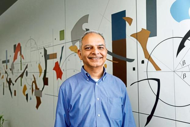 SAS R&D chief executive officer Moti Thadani. Photo: Sandesh Bhandare/Mint