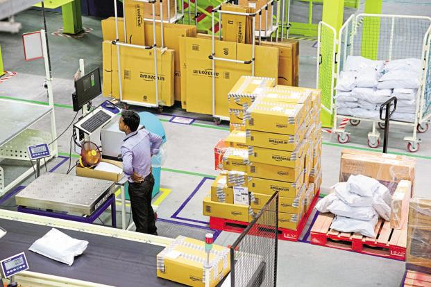 The logistics sector attracts GST rate of 18%, up from 15% in the previous tax regime. Photo: Ramesh Pathania/Mint
