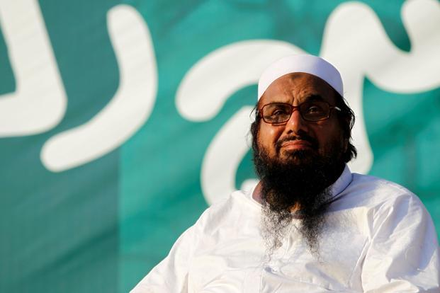 Pak terrorist Hafiz Saeed enters politics with new party