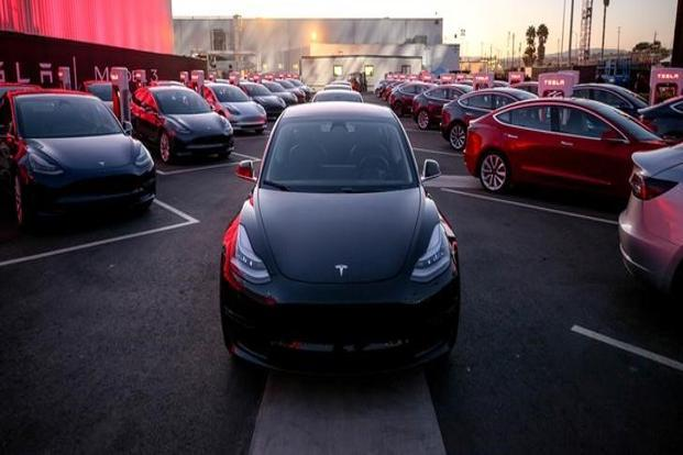 The raised funds will go towards funding the production of Tesla Model 3. Photo: Reuters