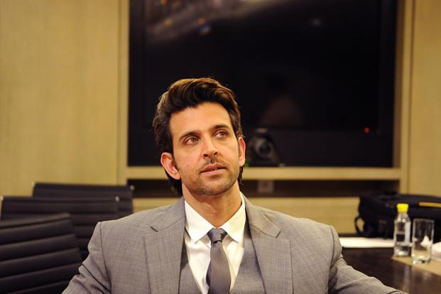 Hrithik Roshan has signed one of the most expensive endorsement deals with CureFit. Photo: HT