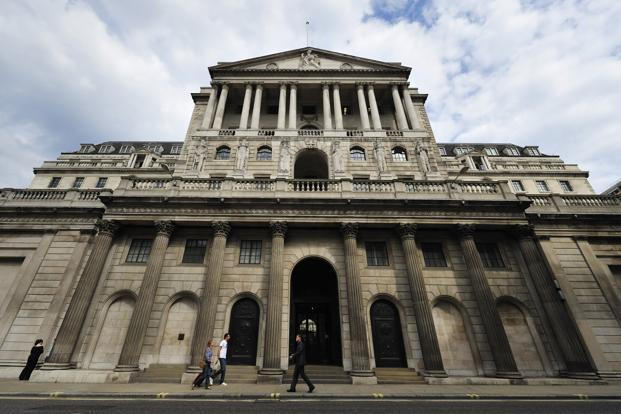 "Bank of England's deception was termed a ""masterful manipulation"" by John Maynard Keynes in a secret 1915 memo to the treasury. Photo: Bloomberg"