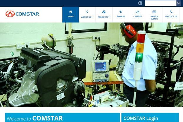 Comstar Automotive, a manufacturer of starter motors, starter motor kits and alternators for automotive applications, began operations in 1999 as a subsidiary of Visteon Corp., a unit of Ford in India.