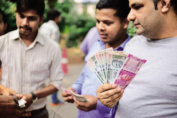 A file photo. IT major Infosys estimated in 2016-17 that every 1% appreciation in the rupee would push its operating margin lower by 50 basis points. Photo: Mint