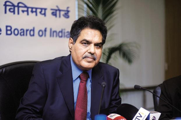 "Sebi chairman Ajay Tyagi. Sebi on Monday made an announcement that led to the abrupt suspension of trading of 331 ""shell"" companies based on a two-month-old list released by the corporate affairs ministry. Photo: Abhijit Bhatlekar/Mint"