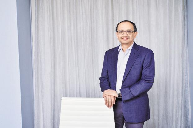 Hindustan Unilever (HUL) CFO P.B. Balaji. Photo: Aniruddha Chowdhury/Mint