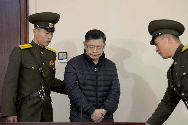 Hyeon Soo-lim was sentenced in 2015 on charges of trying to use religion to destroy North Korea and helping US and South Korean authorities lure and abduct North Korean citizens. Photo: Reuters