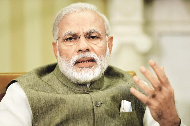 Prime Minister Narendra Modi said the menace of corruption has adversely impacted the development journey of the country. Photo: Reuters