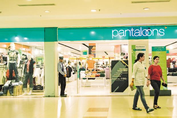 Aditya Birla Fashion and Retail reported a 25% increase in revenue for the quarter ended June 2017, led by a 27% rise in sales of the apparel retail chain Pantaloons to Rs731 crore with a like-to-like sales growth of 14%. Photo: Ramesh Pathania/Mint