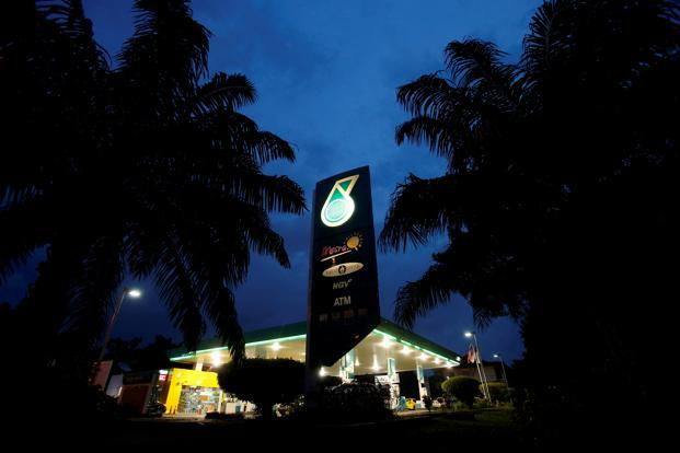 Petronas already operates in India's petrochemicals, lubricants and LPG segments. Photo: Reuters