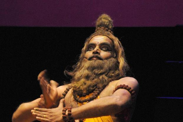 Shashidharan Nair will portray the role of Parasurama.