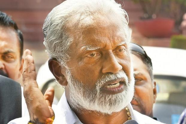 Kerala BJP chief Kummanam Rajasekharan. Photo: HT