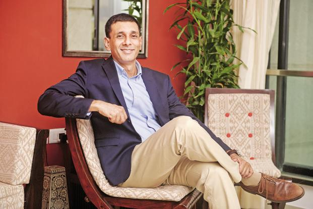Manish Shah, head of digital banking at Nainital Bank. Photo: Abhijit Bhatlekar/Mint