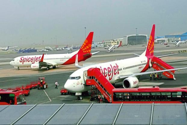 Image result for SpiceJet net profit grew 18% to Rs 175 crore in April-June
