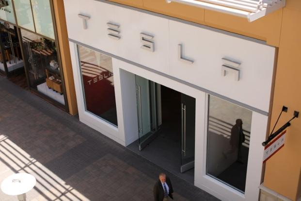 Tesla has been a leader in developing self-driving technology for its luxury cars, including the lower-priced Model 3, which it is beginning to manufacture. Photo: Reuters