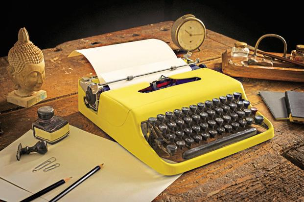 Long relegated to the history books in the West, typewriters are still a ubiquitous feature at legal chambers, police stations and official offices in India. Photo: iStockphoto