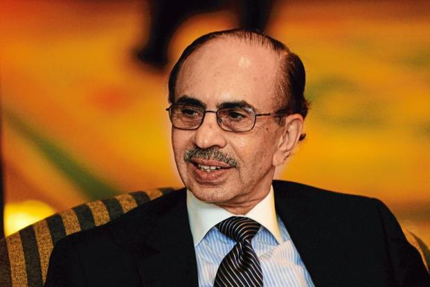 Adi Godrej-led Godrej Industries reported a net profit of Rs37 crore for the June quarter even as the company's profit before interest and tax fell 8% year-on-year to Rs250 crore. Photo: Pradeep Gaur/Mint