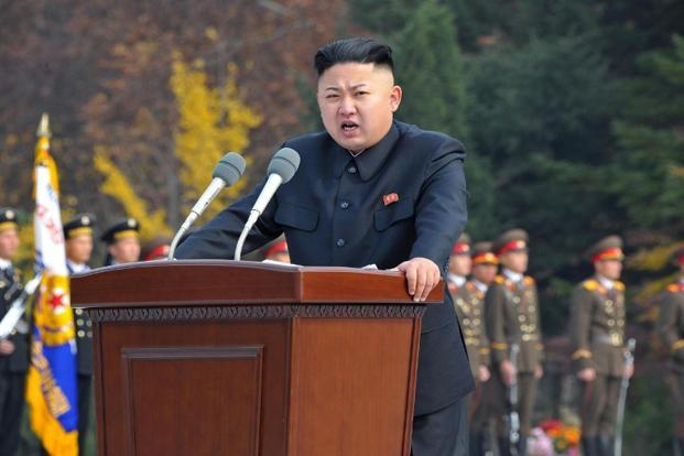 North Korea's acquisition of nuclear weapons and its hell-for-leather development of an array of missiles to deliver them have raised the stakes further.  Photo: AFP