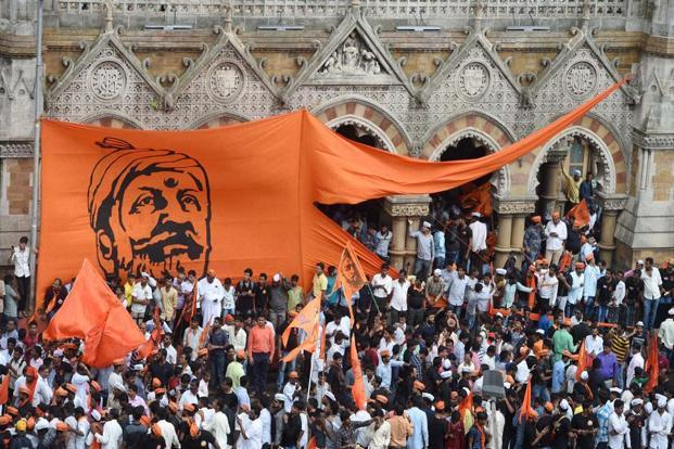 It will be a long time, if at all it stands the legal test, before the Maratha demand for quota in government jobs and education is fulfilled despite claims by organizers of a Maratha march last week. Photo: PTI