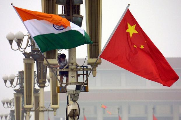 India remains the last nation standing—a stumbling block in China's drive for domination of the Indo-Pacific. Photo: AFP