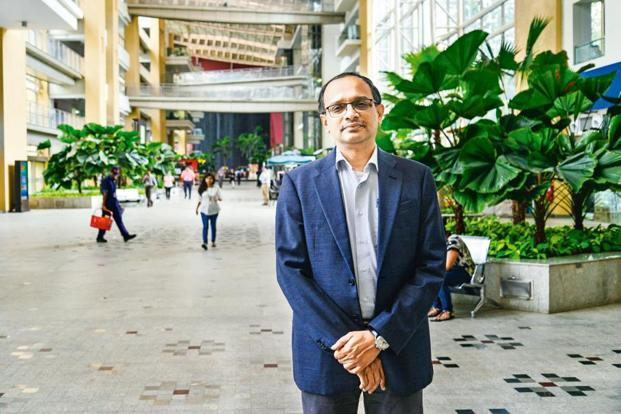 P.B. Balaji (46), who was executive director (finance and IT), was associated with HUL for the last 24 years and worked in various positions. Photo: Mint