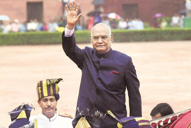 First address of President Ram Nath Kovind: Full speech