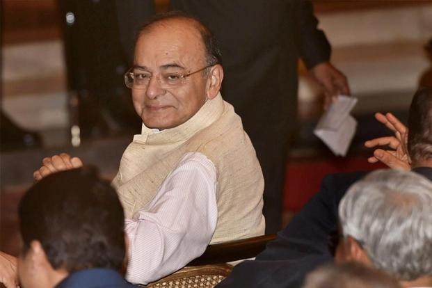 Referring to cross-border terrorism in Jammu and Kashmir, defence minister Arun Jaitley said the Indian Army continues to be vigilant on the LoC in defending the nation. Photo: PTI