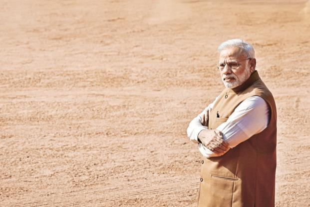Narendra Modi's experience in the business-friendly state of Gujarat, where he was chief minister for over a decade, may have led him to overestimate what Indian states can do on their own. Photo: Ajay Aggarwal/HT